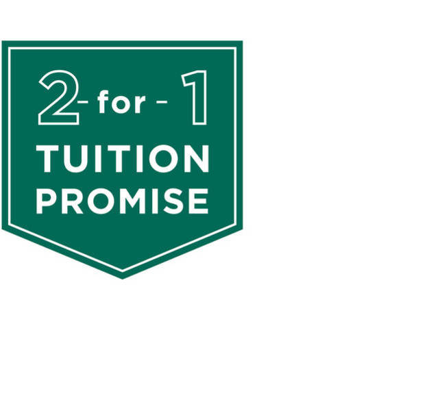 2for1tuitionpromiselogo2 01